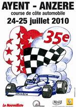 Course de côte Ayent - Anzere 2010