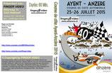 DVD Course de côte Ayent-Anzère 2015