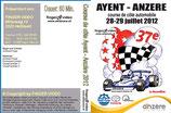 DVD Course de côte Ayent-Anzère 2012