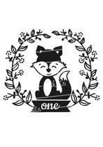 Babyshirt | Fuchs one