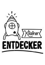 """Turnbeutel """"Kleiner Entdecker"""""""