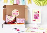Einschulungsbox | Buchstabensalat in Pink
