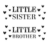Geschwister Kollektion | Baby Body