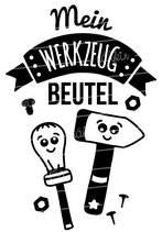 """Turnbeutel """"Mein Werkzeugbeutel"""""""
