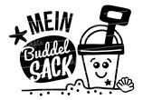 """Turnbeutel """"Mein Buddelsack"""" Jungen"""