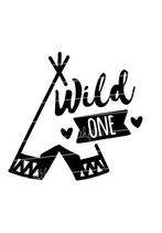 Geburtstag Langarmshirt | wild one girl