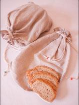Sac à pain naturel