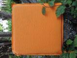 Sitzkissen selbstaufblasend, orange