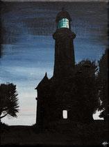 Holtenauer Leuchtturm Abends