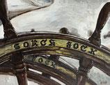 Gorch Fock Steuerrad