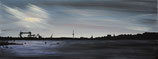 Kiel Skyline blaupink