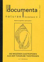 Documenta naturae, Sonderband 8, Teile 1-4 (4 Bände)