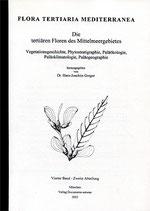 Flora Tertiaria Mediterranea, Band IV.2