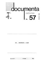 Documenta naturae, Band 57