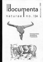Documenta naturae, Band 124