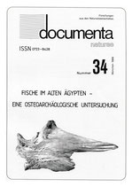 Documenta naturae, Band 34