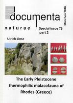 Documenta naturae, Sonderband 76, Teil 2