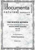 Documenta naturae, Sonderband 33, Teil 4