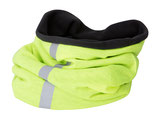 TUBESCHAL Fleece Reflective - bright-yellow/carbon