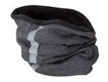 TUBESCHAL Fleece Reflective - grey-melange/carbon