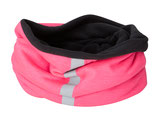 TUBESCHAL Fleece Reflective - bright-pink/carbon