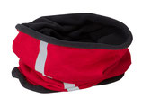 TUBESCHAL Fleece Reflective - red/carbon