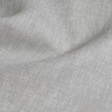 Bettlaken -gewoben aus weissem und grauen Garn -mit Fixgummi