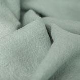 Bettlaken in grünblau aus Gewaschenem Voll-Leinen, ohne Fixgummi