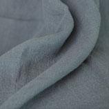 Bettlaken in Graublau aus Gewaschenem Voll-Leinen, ohne Fixgummi