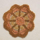 Chrochet Blume Maxi - Durchmesser 10 cm