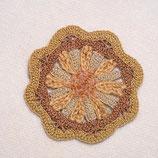 Chrochet Blume Reni - Durchmesser 7,5 m