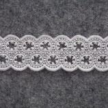 Susi - doppelt, Baumwollband zum Aufnähen, 3 cm breit