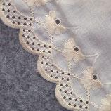 Anni - Feston-Spitze aus Baumwolle in creme, ca 8,5 cm breit