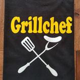 "Kochschürzen  ""Grillchef"""