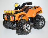 Sparkasse Quad Orange