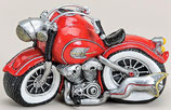 "Sparkasse Motorrad ""Comic"""