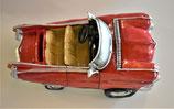 Auto Oldtimer Cabriolet in drei Farben