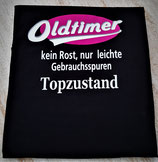 "T-Shirt ""Oldtimer Topzustand"""