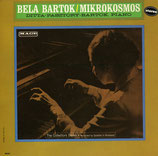 商品名Mrs. Bartok play Bartok's Mikrokosmos LP
