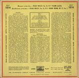 商品名HMV BLP1014 10inch LP-UK  Horowitz
