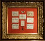 商品名DRC Full Set (7 Labels) of HPA 1973-1989