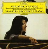 商品名Argerich Chopin LP