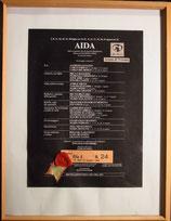 商品名Aida Verona Casts 1989 HPA
