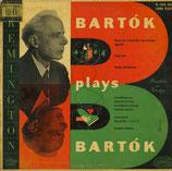 商品名Bartok plays Bartok