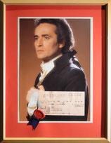 商品名Jose Carreras  1989.11 Japan