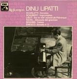 商品名Dinu Lipatti Piano LP