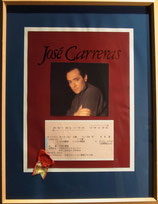 商品名Jose Carreras 1989 Japan