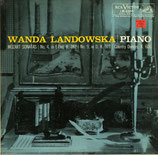 商品名Landowska Mozart Piano LP
