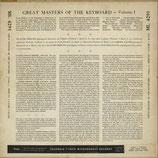 商品名Columbia ML4291 Piano Roll LP