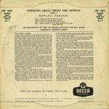 商品名  Decca LW 5231 Tebaldi 10inch LP